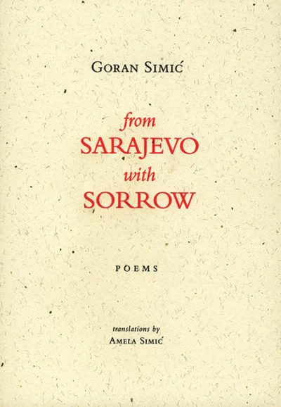 From Sarajevo, With Sorrow