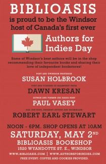 Ray Robertson: 1979 Book Launch @ Book Brothers | Chatham-Kent | Ontario | Canada