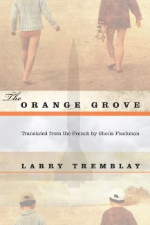 Orange Grove - Cover 3