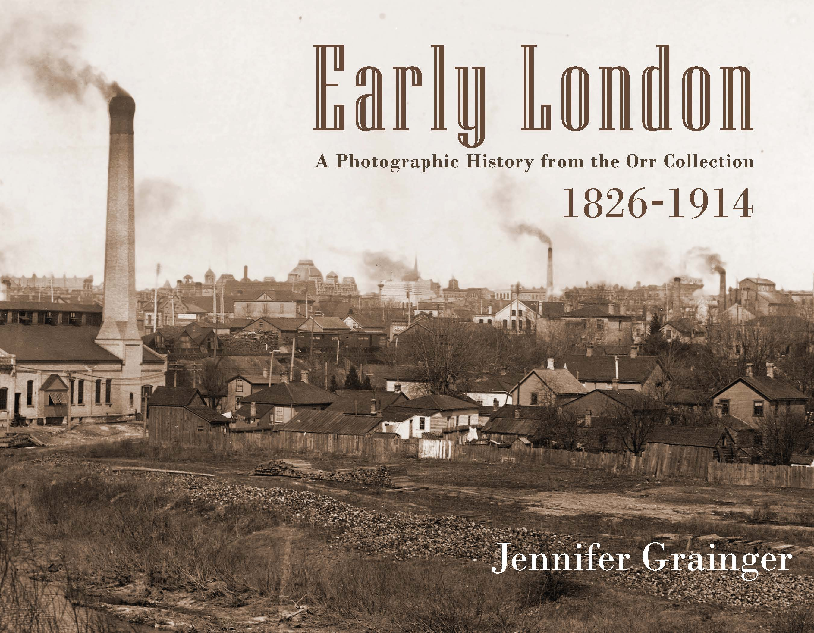 Early London 1826–1914: A Photographic History from the Orr Collection -  Biblioasis