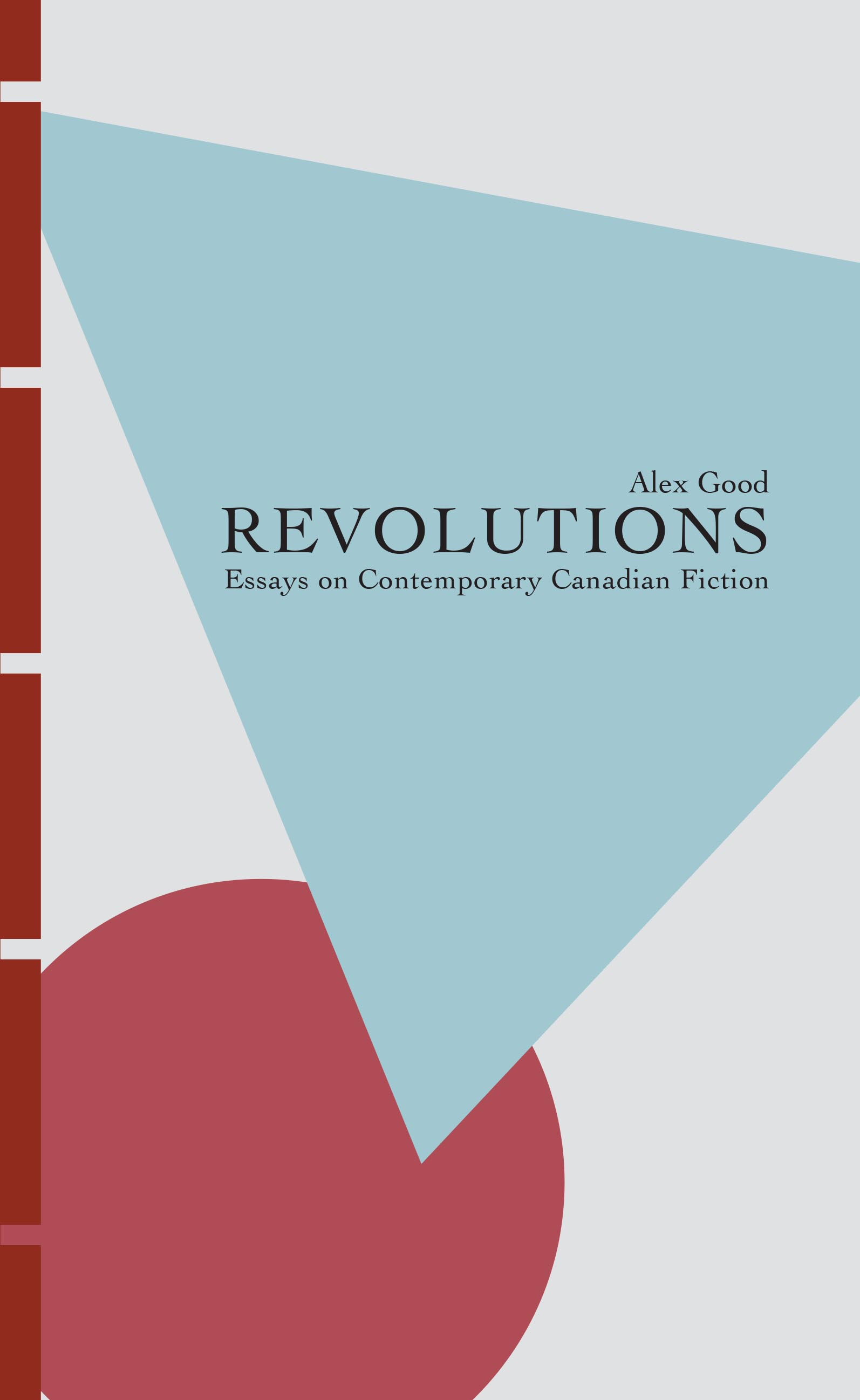 revolutions essays on the contemporary canadian novel  cart