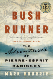 Bush Runner front cover