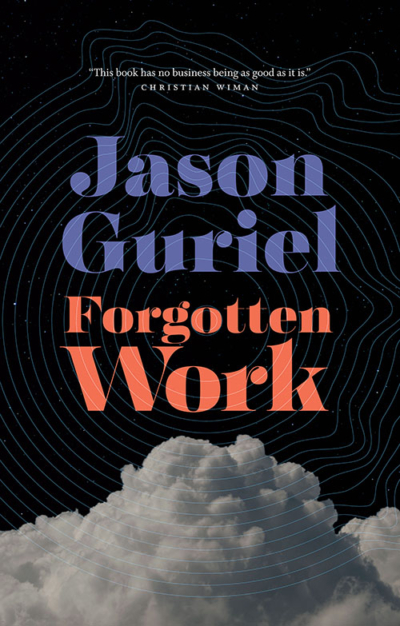 Forgotten Work cover