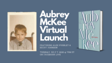 Aubrey McKee Virtual Launch @ Facebook Live