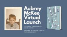 Aubrey McKee Virtual Launch @ Facebook Live