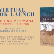 Poster with Reaching Mithymna cover