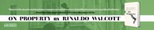 Rinaldo Walcott at Word On The Street