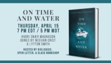 On Time and Water Virtual Book Launch