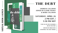 The Debt Virtual Book Launch