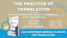 The Practice of Translation
