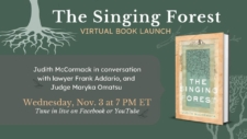 The Singing Forest Virtual Launch